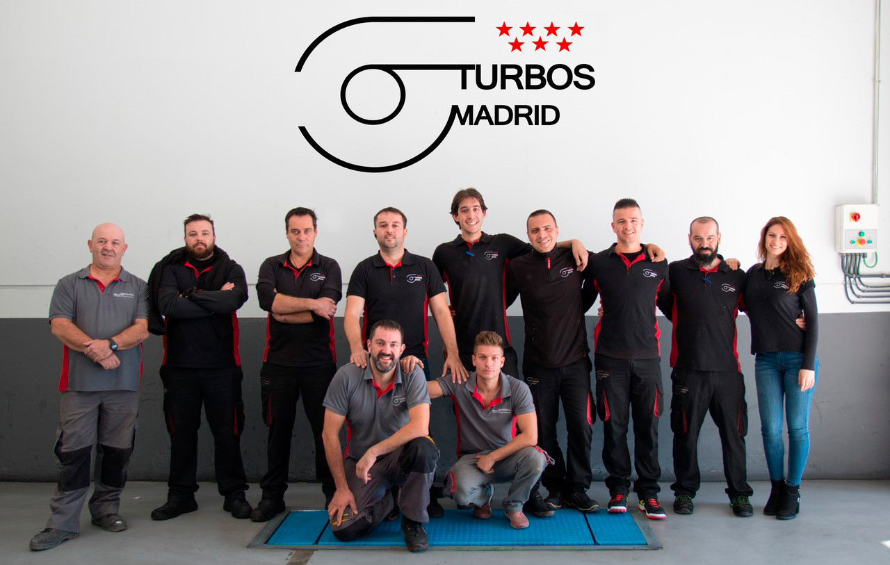 Equipo Turbos en Madrid
